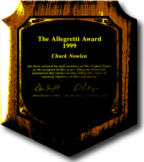 Allegretti Award